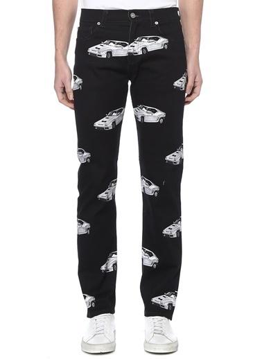 Versace Jean Pantolon Siyah